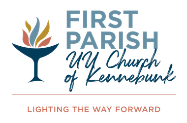 First Parish Unitarian Universalist Church of Kennebunk logo