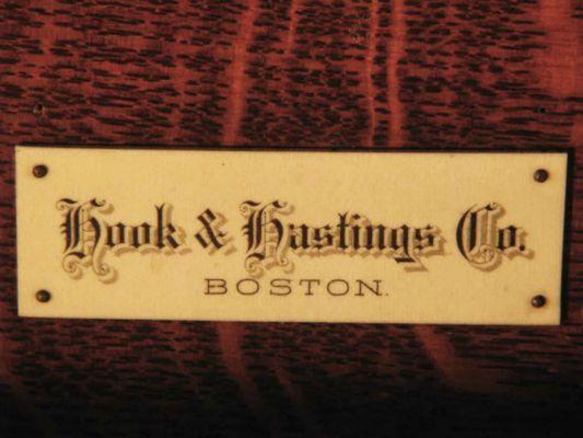 Hook-Hastings-Co-proud-Signature